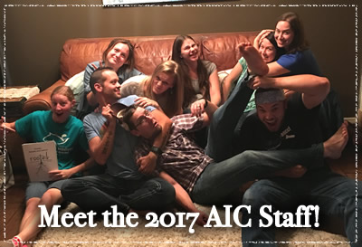 Meet the AIC Staff