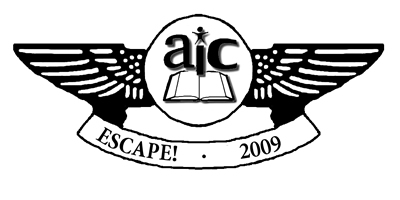2009 AIC Logo - Escape
